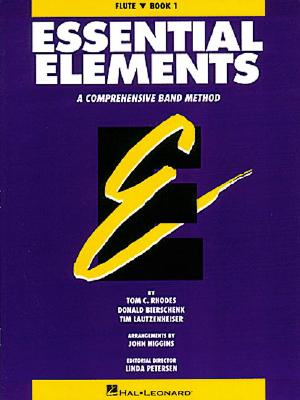 Essential Elements: Flute - Rhodes, Tom C, and Biers