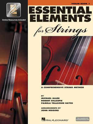 Essential Elements for Strings - Book 1 with Eei: Violin - David, M. Brewster, and Gillespie, Robert, and Allen, Michael