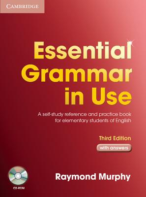 Essential Grammar in Use: A Self-Study Reference and Practice Book for Elementary Students of English with Answers - Murphy, Raymond