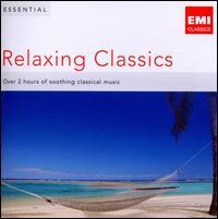 Essential Relaxing Classics - Anne Queffélec (piano); Cécile Ousset (piano); Fritz Helmis (harp); Han-Na Chang (cello); Hans Kalafusz (violin);...