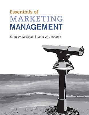 Essentials of Marketing Management - Marshall, Greg W, Professor