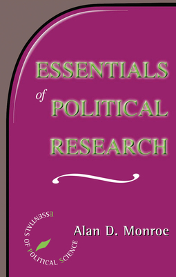Essentials of Political Research - Monroe, Alan D
