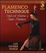 Esther Ponce: Flamenco Technique