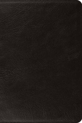 ESV Large Print Bible (Black) -