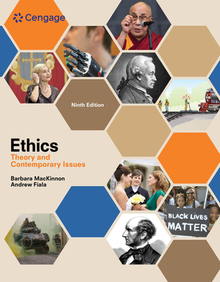 Ethics: Theory and Contemporary Issues - MacKinnon, Barbara, and Fiala, Andrew