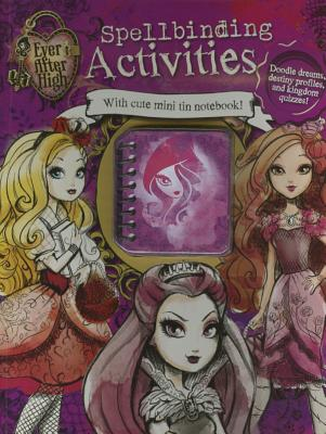 Ever After High Fairy Tale Activities - Parragon
