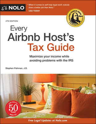 Every Airbnb Host's Tax Guide - Fishman, Stephen
