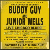 Every Day I Have the Blues - Buddy Guy & Junior Wells