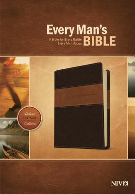 Every Man's Bible-NIV-Deluxe Heritage - Arterburn, Stephen (Notes by), and Merrill, Dean (Notes by)
