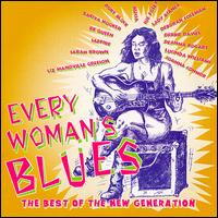 Every Woman's Blues: The Best of New Generation - Various Artists