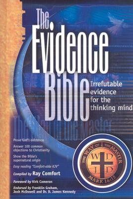 Evidence Bible-OE-KJV Easy Reading, Comfortable: The Way of the Master - Comfort, Ray, Sr. (Compiled by)