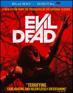 Evil Dead [Includes Digital Copy] [UltraViolet] [Blu-ray] - Fede Alvarez