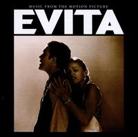 Evita: Music from the Motion Picture - Andrew Lloyd Webber / Madonna
