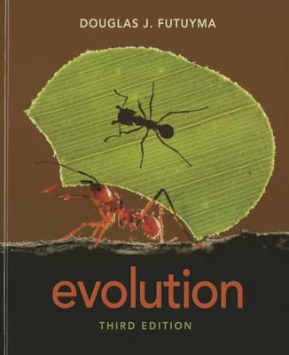 Evolution - Futuyma, Douglas