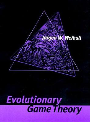 Evolutionary Game Theory - Weibull, Jorgen W