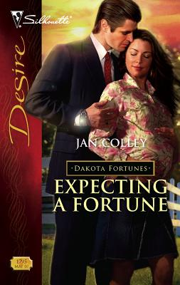 Expecting a Fortune - Colley, Jan