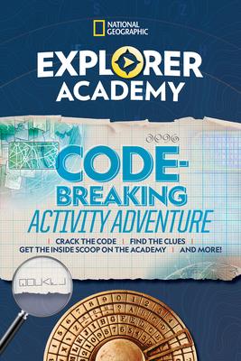 Explorer Academy Codebreaking Activity Adventure - Moore, Gareth