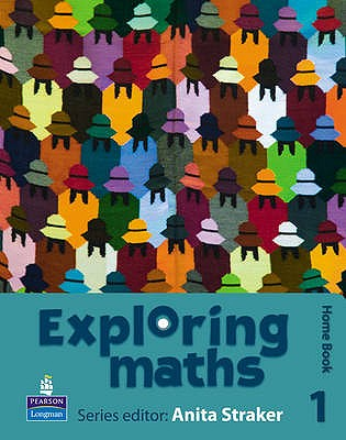 Exploring maths: Tier 1 Home book - Straker, Anita, and Fisher, Tony, and Hyde, Rosalyn