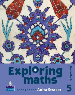 Exploring maths: Tier 5 Home book - Straker, Anita, and Fisher, Tony, and Hyde, Rosalyn