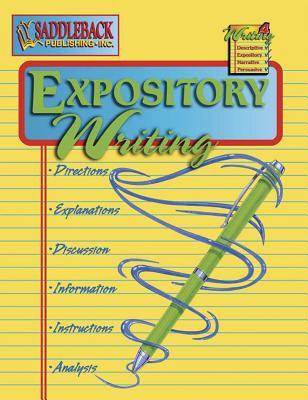 Expository Writing (Student Workbook) (Enhanced eBook) - Hutchinson, Emily