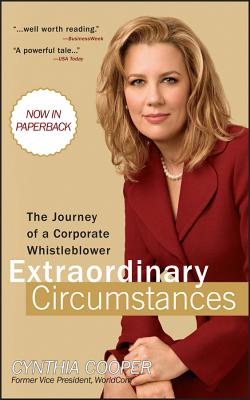 Extraordinary Circumstances: The Journey of a Corporate Whistleblower - Cooper, Cynthia