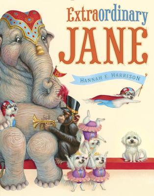 Extraordinary Jane - Harrison, Hannah E