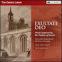 Exultate Deo - Alison Hill (soprano); Andrew Arthur (organ); Elizabeth Drury (soprano); Graham Neal (tenor); Rachel Harwood-White (oboe);...