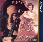 F.J. Haydn: Complete Violin Concertos