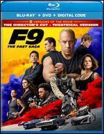 F9: The Fast Saga [Includes Digital Copy] [Blu-ray/DVD]