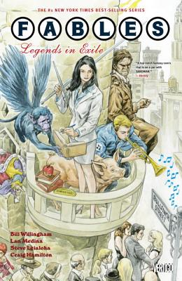 Fables Vol. 1: Legends in Exile - Willingham, Bill