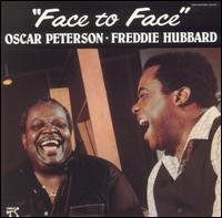 Face to Face - Freddie Hubbard / Oscar Peterson