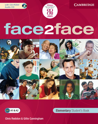 Face2face Elementary Student's Book - Redstone, Chris, and Cunningham, Gillie