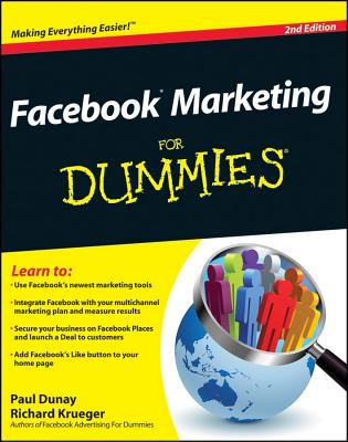 Facebook Marketing for Dummies - Dunay, Paul, and Krueger, Richard