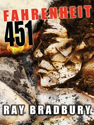 Fahrenheit 451 - Bradbury, Ray, and Hoye, Stephen (Read by)