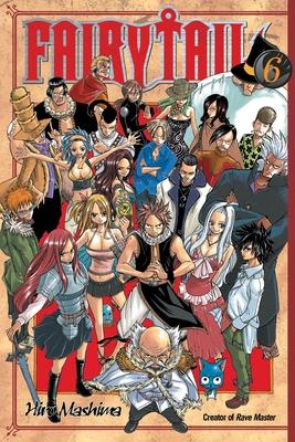 Fairy Tail 6 - Mashima, Hiro