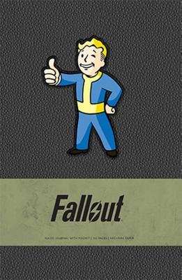 Fallout Hardcover Ruled Journal - Bethesda Softworks