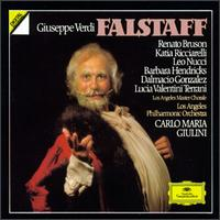 Falstaff - Barbara Hendricks (vocals); Brenda Boozer (vocals); Dalmacio Gonzalez (vocals); Francis Egerton (vocals);...