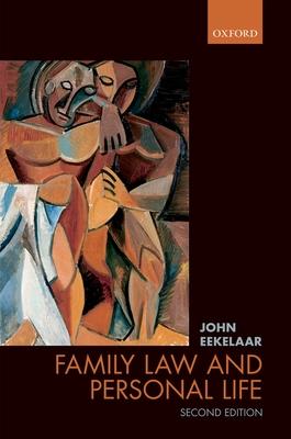 Family Law and Personal Life - Eekelaar, John