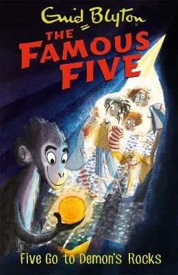 Famous Five: Five Go To Demon's Rocks: Book 19 - Blyton, Enid