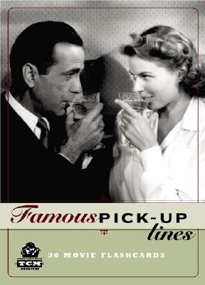 Famous Pick-Up Lines: 30 Movie Flash Cards - Chronicle Books (Manufactured by)