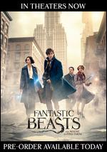 Fantastic Beasts and Where to Find Them [Includes Digital Copy] [3D] [Blu-ray/DVD] - David Yates