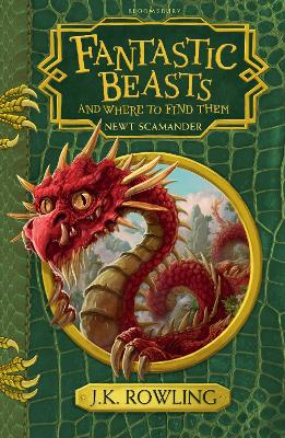 Fantastic Beasts and Where to Find Them - Rowling, J.K.
