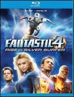 Fantastic Four 2: Rise of the Silver Surfer [Blu-ray]
