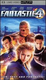 Fantastic Four [UMD]