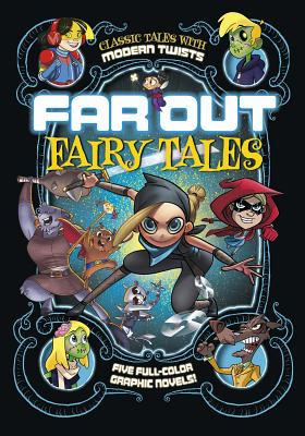 Far Out Fairy Tales - Simonson, ,Louise