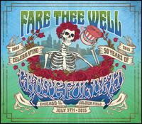 Fare Thee Well [3CD/2DVD] - Grateful Dead
