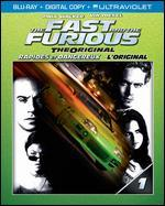 Fast and the Furious [Blu-ray] [Includes Digital Copy] [UltraViolet]