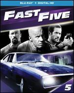 Fast Five [Includes Digital Copy] [UltraViolet] [Blu-ray] [2 Discs]