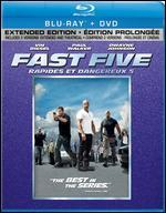 Fast Five [With Movie Cash] [Blu-ray]