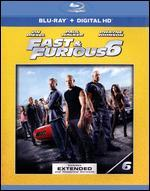 Fast & Furious 6 [UltraViolet] [Blu-ray]
